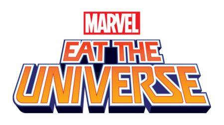 Eat the Universe Logo