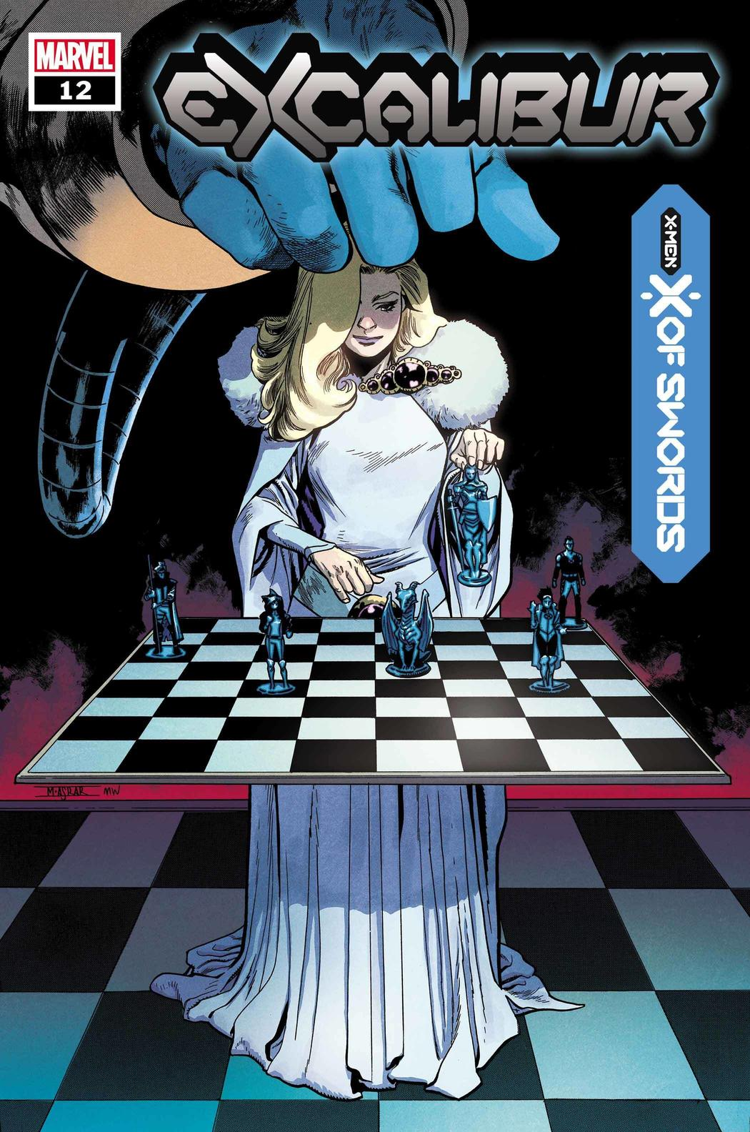 EXCALIBUR #12 WRITTEN BY TINI HOWARD, ART BY MARCUS TO, COVER BY MAHMUD ASRAR