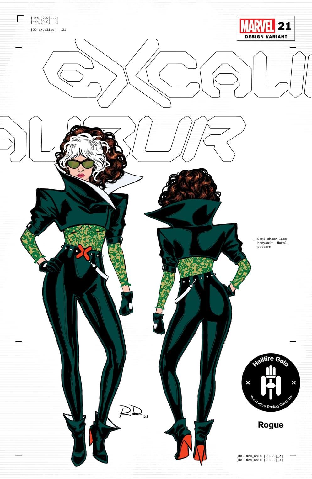 Excalibur 21 variant cover