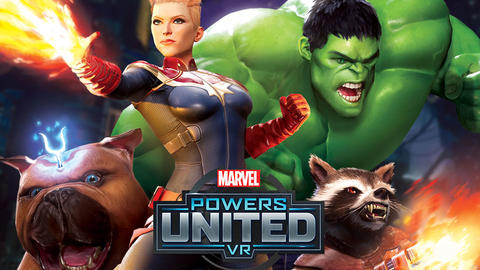 Image for Unleash Your Inner Super Hero – Announcing 'Marvel Powers United VR' for Rift