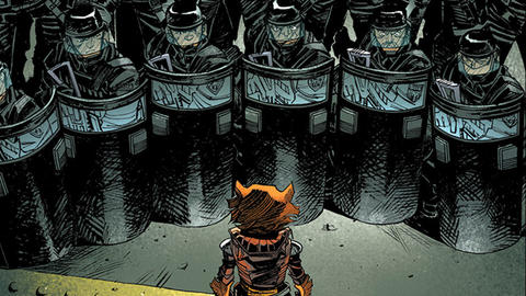 Image for Take a Look Inside Rocket Raccoon #1