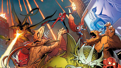 Image for Monsters Unleashed: Cullen Bunn's Favorite Fiends
