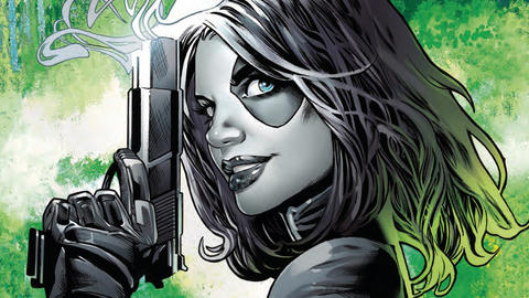 Image for Get To Know Neena Thurman AKA Domino With These 5 Lucky Reads
