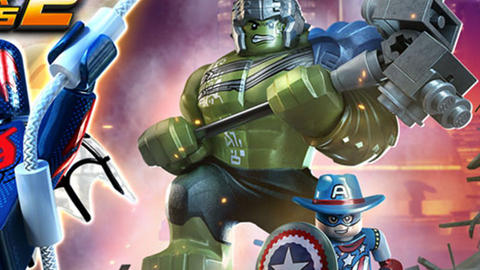Image for Justin Ramsden joins the Marvel Podcast to Talk 'LEGO Marvel Super Heroes 2'