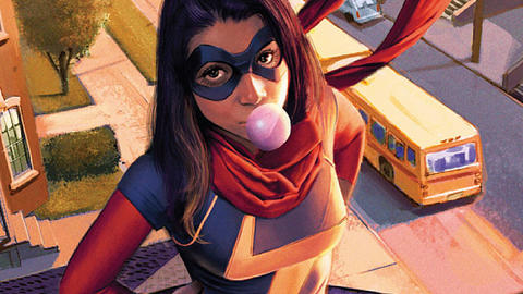 Image for Women's History Month: Ms. Marvel