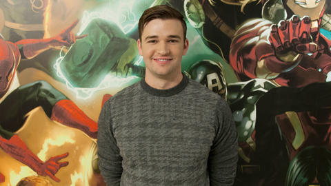Image for Burkely Duffield Joins The Marvel Podcast