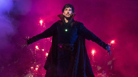 Image for A Journey into the Mystic Arts and An Epic Battle at Sea Top the List of Exciting Entertainment During Marvel Day at Sea
