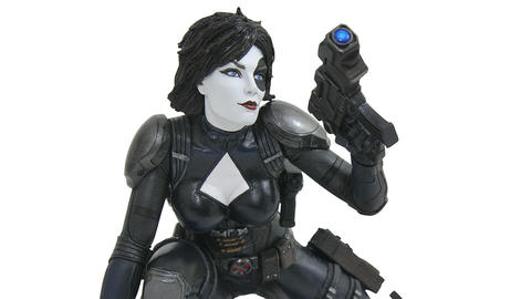 Image for New Diamond Select Toys Feature Domino, Cloak & Dagger, Iron Spider and More