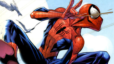 Image for Schooling Spider-Man: Ultimate Spider-Man