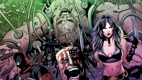 Image for Weapon X: Sharpening Up