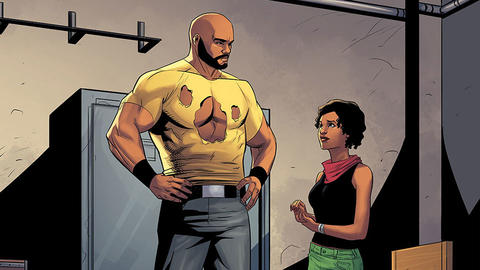 Image for Luke Cage: Dress for Success