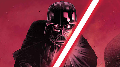 Image for Darth Vader Returns