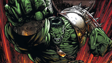 Image for Follow the History of the Hulk Pt. 45