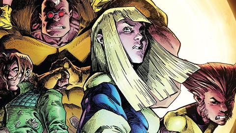 Image for New Mutants, New Beginnings