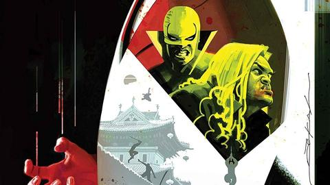 Image for Iron Fist: Breaking Iron