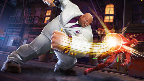 Image for Entering Marvel Contest of Champions: Kingpin