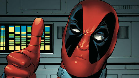 Image for FXX Orders Adult Animated Comedy The Untitled Marvel's Deadpool Series from Marvel Television and FXP