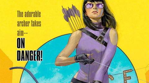 Image for Hawkeye: Hitting the Mark