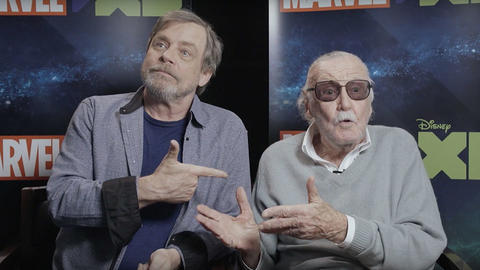 Image for Mark Hamill and Stan Lee Team-Up for 'Marvel's Avengers: Black Panther's Quest'