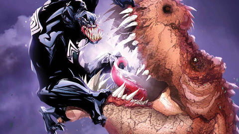 Image for Venom: You Bet Jurassic