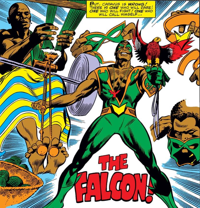 Falcon's debut