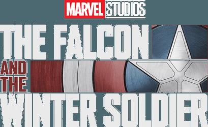 Marvel Studios The Falcon and The Winter Soldier Disney+ TV Show Season 1 Logo