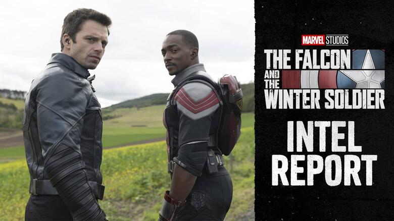 'The Falcon and The Winter Soldier' Episode 2 Intel Report