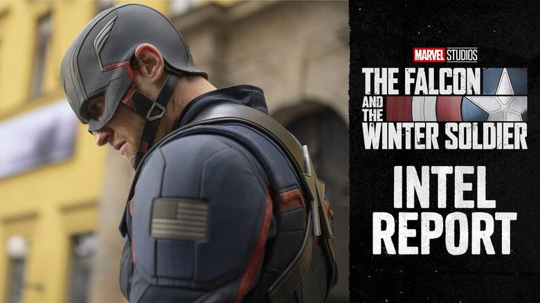 The Falcon and The Winter Soldier: Episode 4 Intel Report