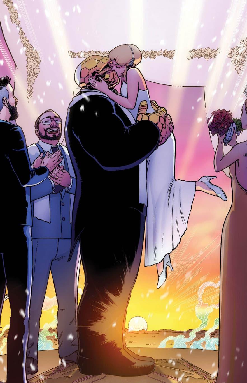 Ben and Alicia wedding