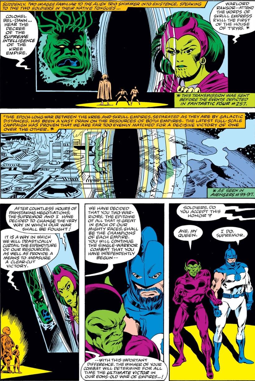 Fantastic Four Annual #18