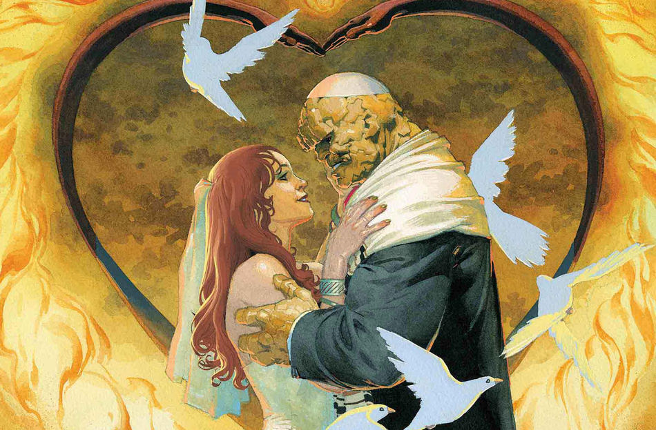 cover of fantastic four 5