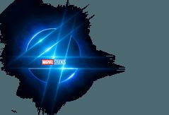 Marvel Studios Fantastic Four Movie Logo