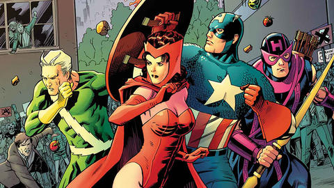 Image for Avengers Point One: Earth's Mightiest Fans