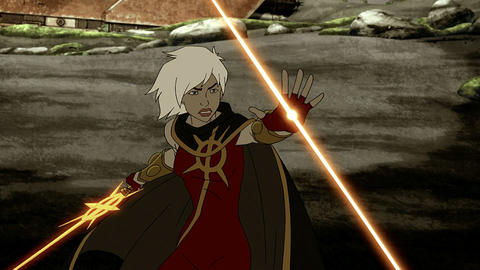 Image for Ming-Na Wen Voices Phyla-Vell on a New 'Marvel's Guardians of the Galaxy: Mission Breakout!'