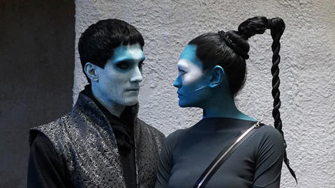 Image for Kasius and Sinara Transformations Revealed in New 'Marvel's Agents of S.H.I.E.L.D.' Videos