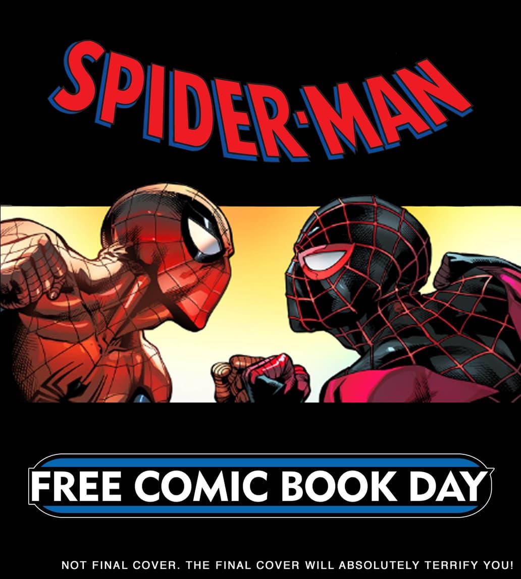 FCBD Spider-Man Venom