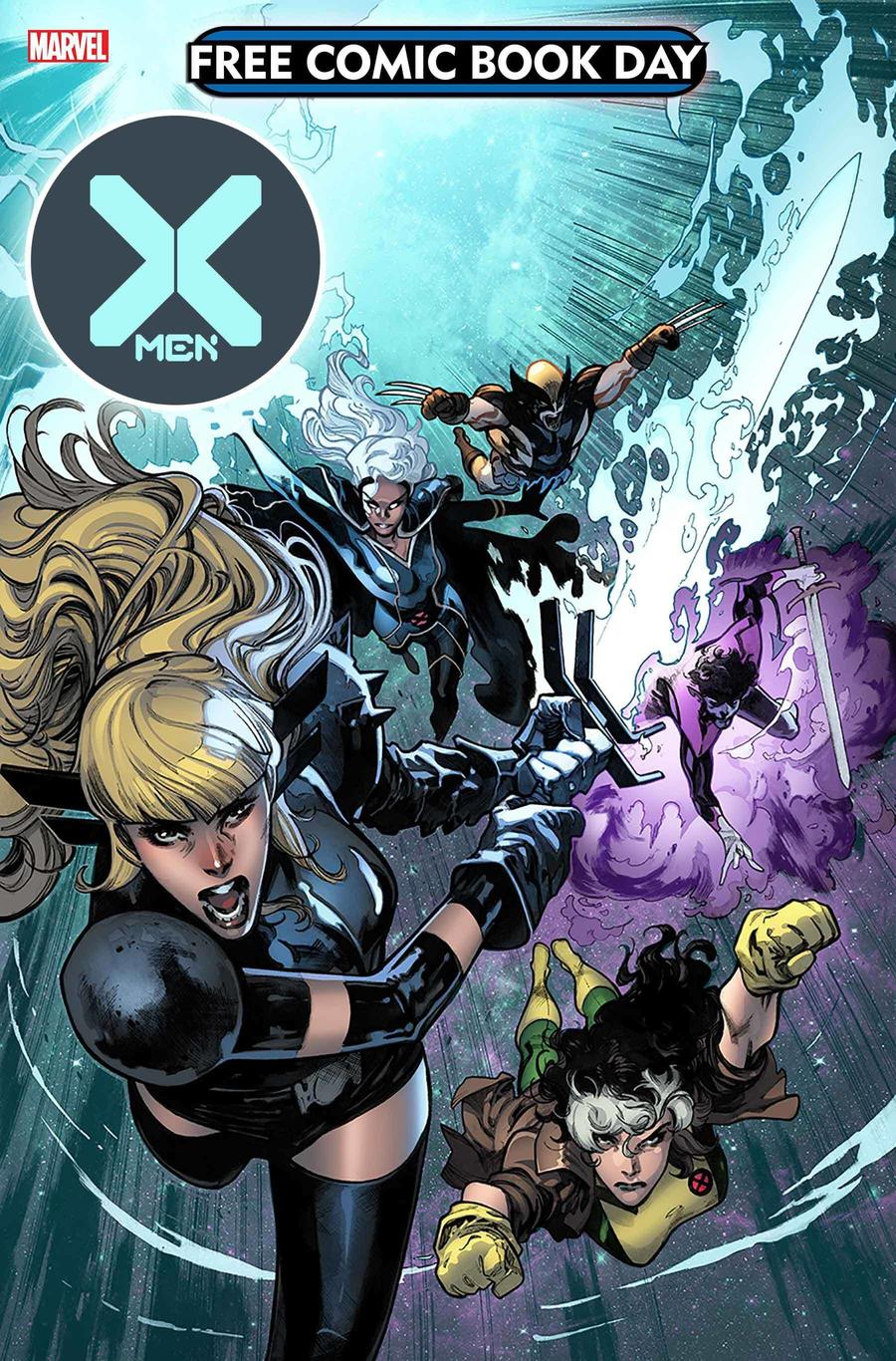 FREE COMIC BOOK DAY 2020: X-MEN