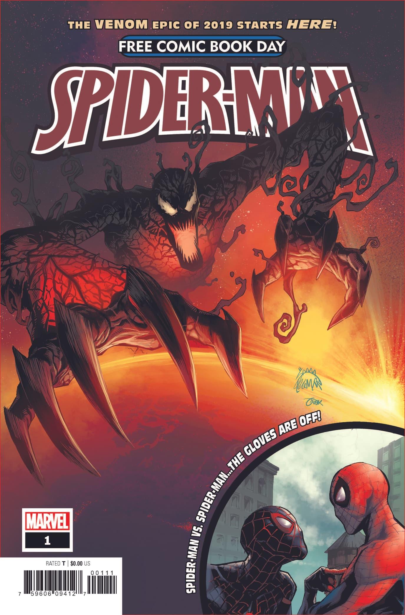 FCBD Spider-Man #1