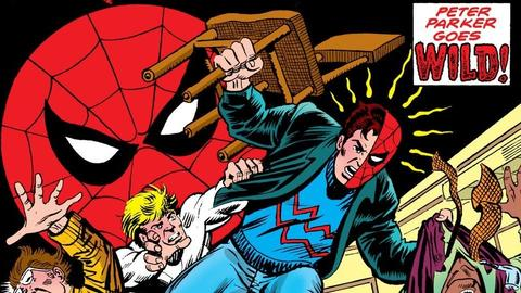 Image for The History of Spider-Man: 1980