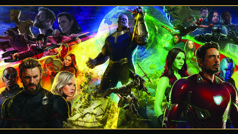 Image for Marvel's Avengers: Infinity War Prelude Sets the Stage for the Epic Marvel Studios Film