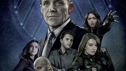 Image for 'Marvel's Agents Of S.H.I.E.L.D.' Returns On Friday, December 1
