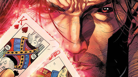 Image for X-Men Gold: Gambit's Greatest