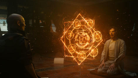 Image for Marvel Studios' 'Doctor Strange' Earns Oscar Nomination