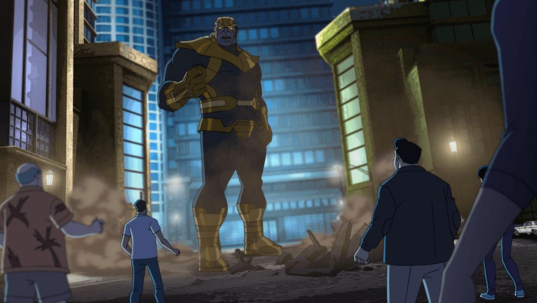 """""""Avengers World"""""""