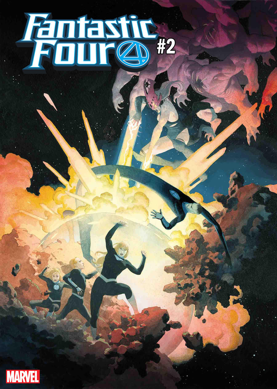 Cover of Fantastic Four Number Two