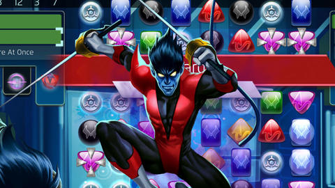 Image for Piecing Together Marvel Puzzle Quest: Nightcrawler