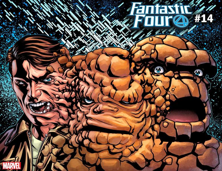 FANTASTIC FOUR 14 MCKONE IMMORTAL VARIANT