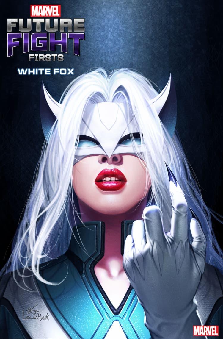WHITE FOX #1