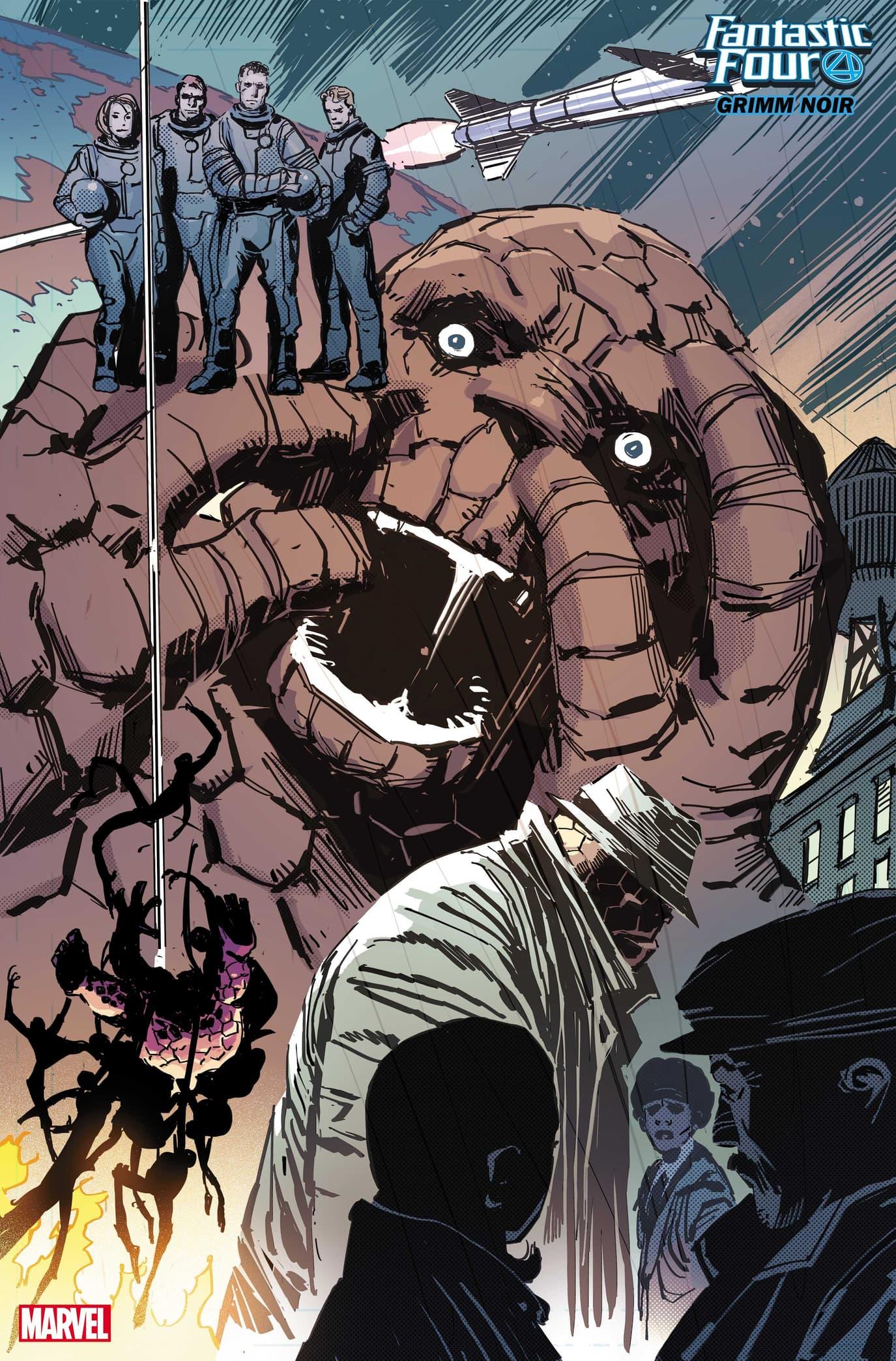 Fantastic Four: Grimm Noir