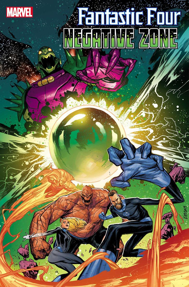 Fantastic Four: Negative Zone #1